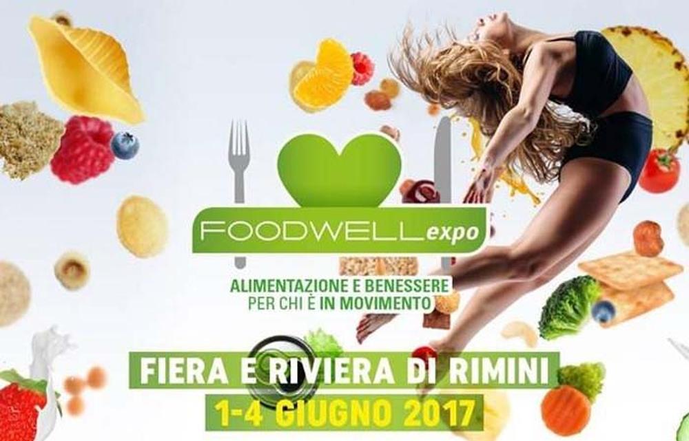 FoodWell Expo, a RIMINIWELLNESS, dal 1 al 4 giugno